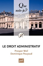 Le droit administratif (23e dition)
