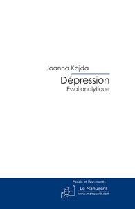 Joanna Kajda Dépression