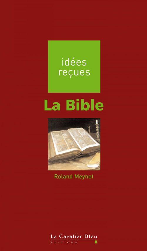 Roland Meynet La Bible