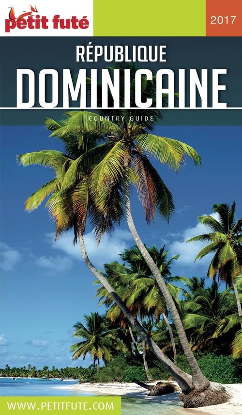Dominique Auzias République dominicaine 2017 Petit Futé