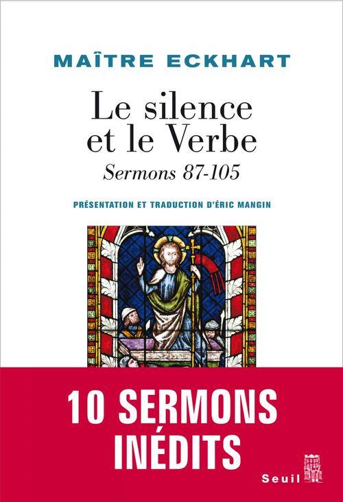 Johannes Eckhart Le Silence et le verbe