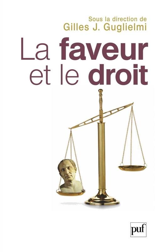 La faveur et le droit