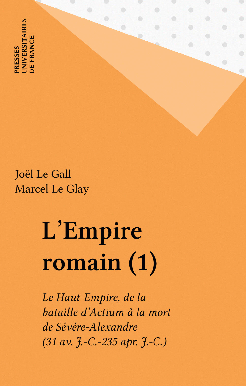 L'Empire romain (1)