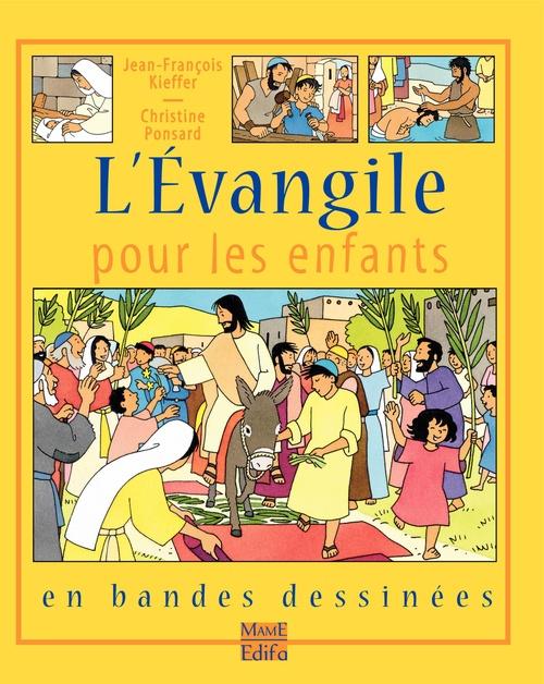 Jean-François Kieffer L'Évangile pour les enfants