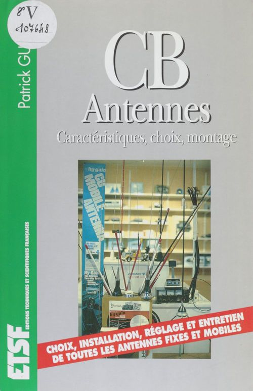 CB antennes