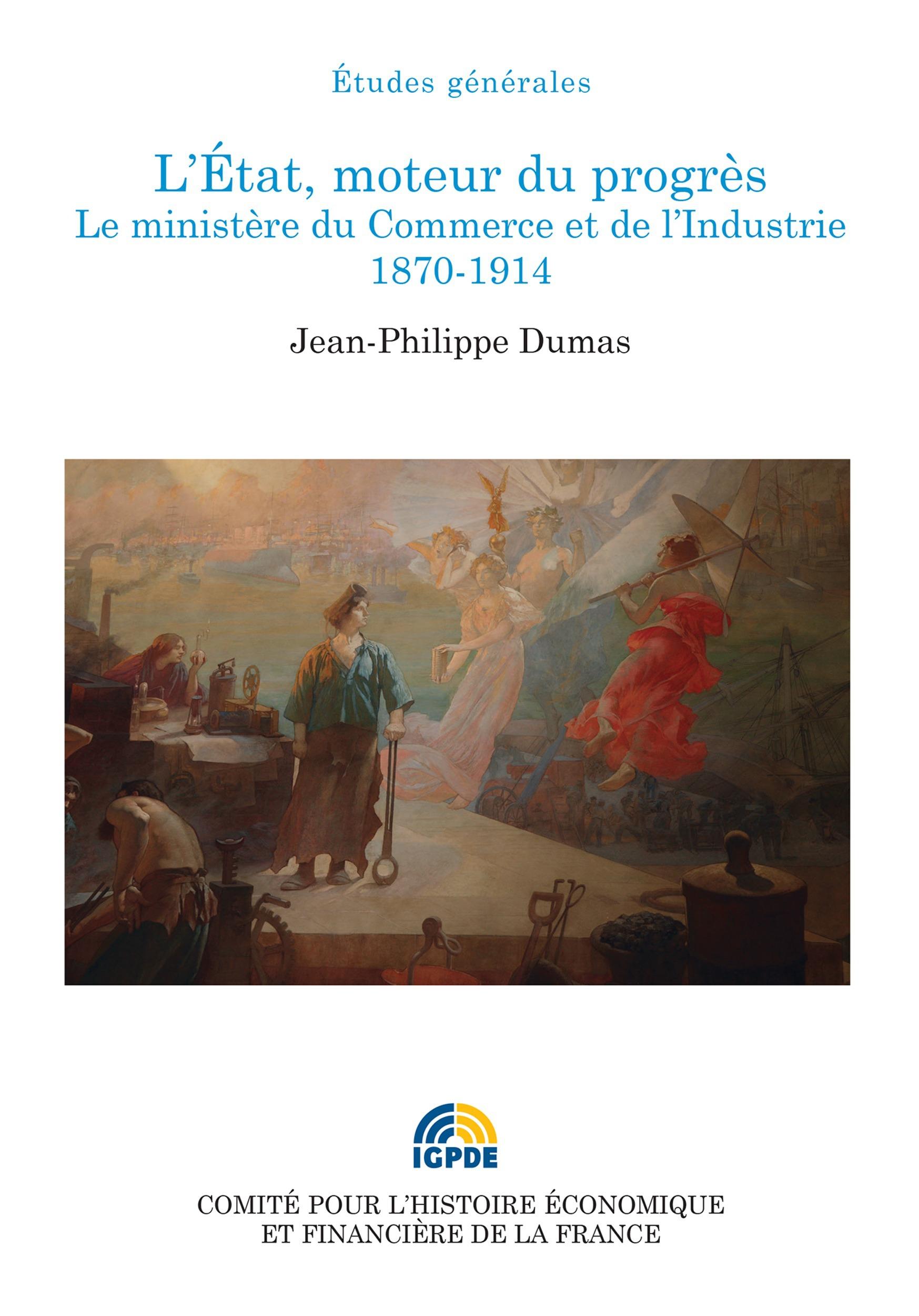 Jean-Philippe Dumas L´État, moteur du progrès