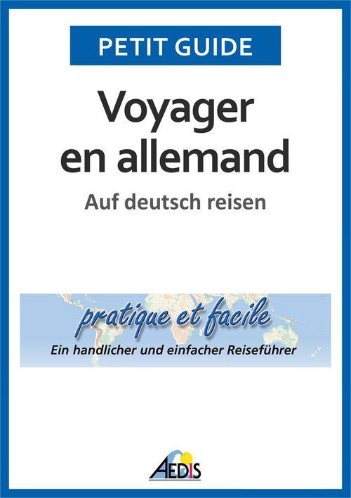 Petit Guide Voyager en allemand