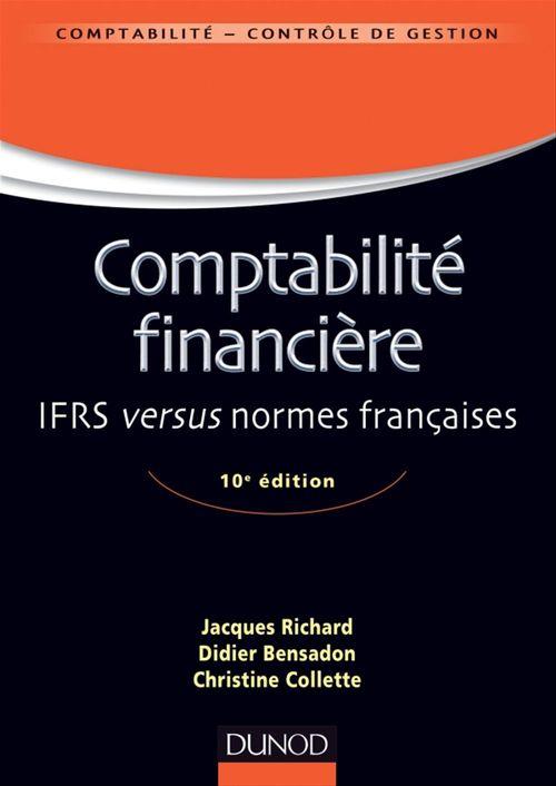 Comptabilité financière - 10e édition