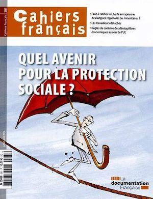 Collectif Cahiers français : Quel avenir pour la protection sociale ? n°381