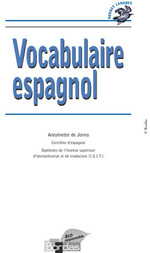 Bordas Langues - Vocabulaire espagnol