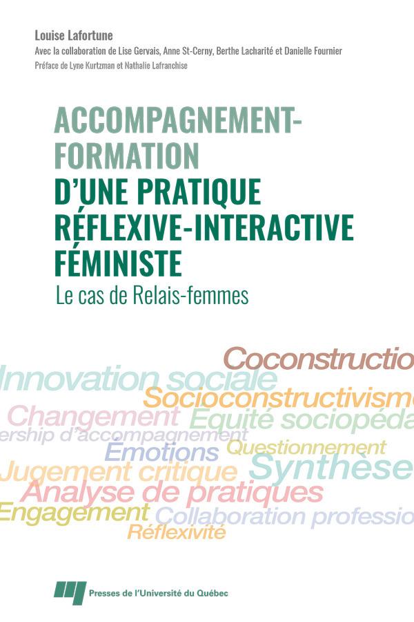 Louise Lafortune Accompagnement-formation d´une pratique réflexive-interactive féministe