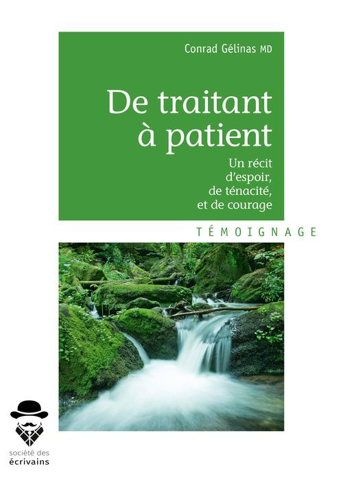 Conrad Gélinas Md De traitant à patient