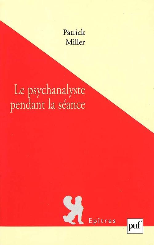 Le psychanalyste pendant la séance