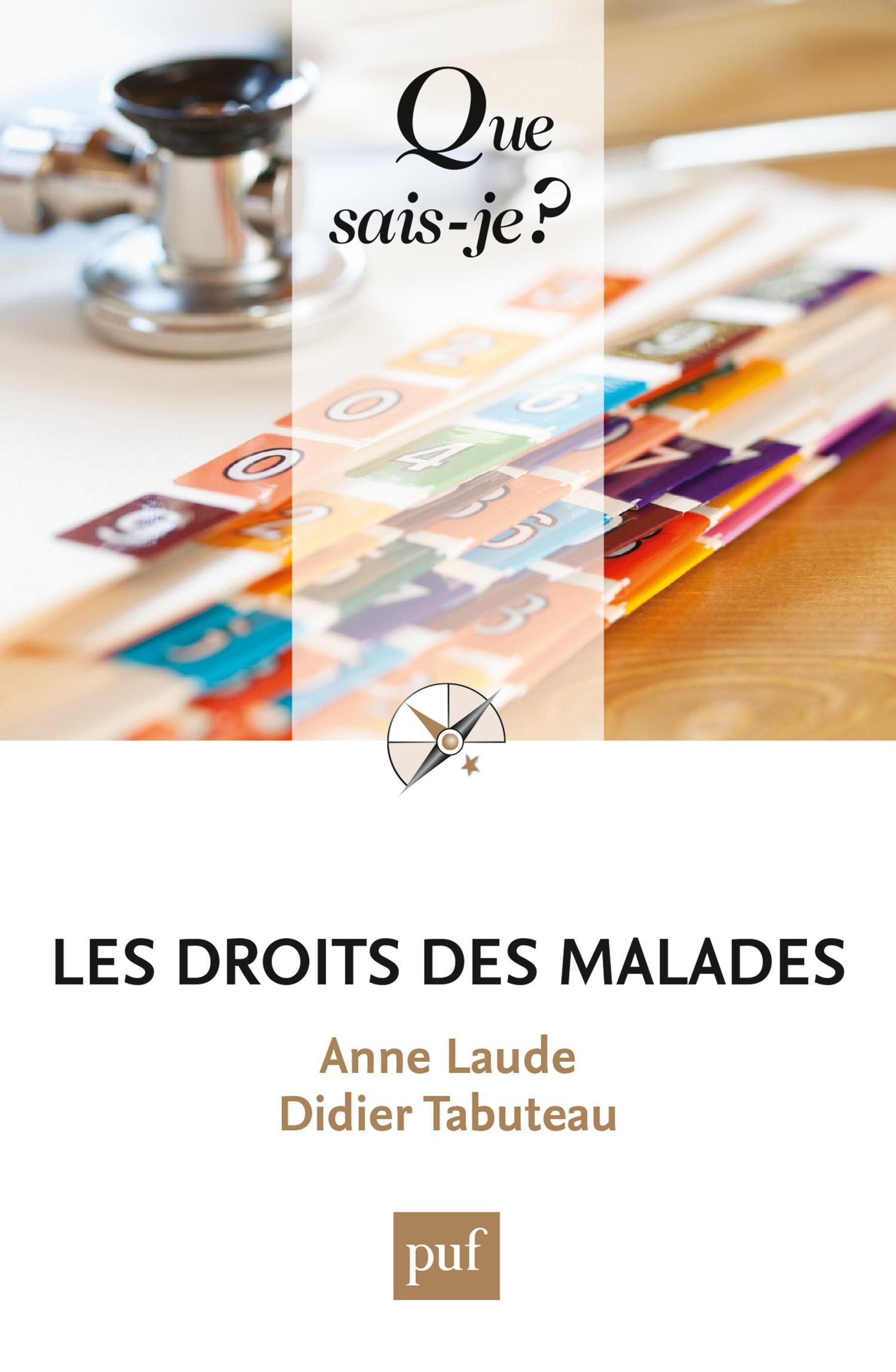 Didier Tabuteau Les droits des malades