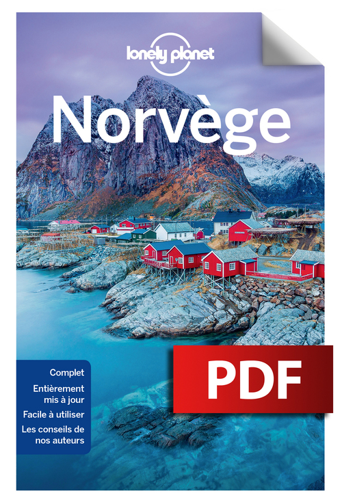 Planet Lonely Norvège - 4ed