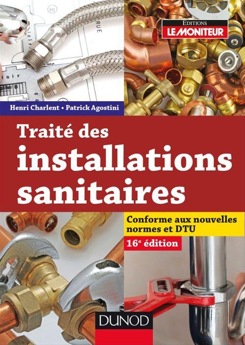Henri Charlent Traité des installations sanitaires