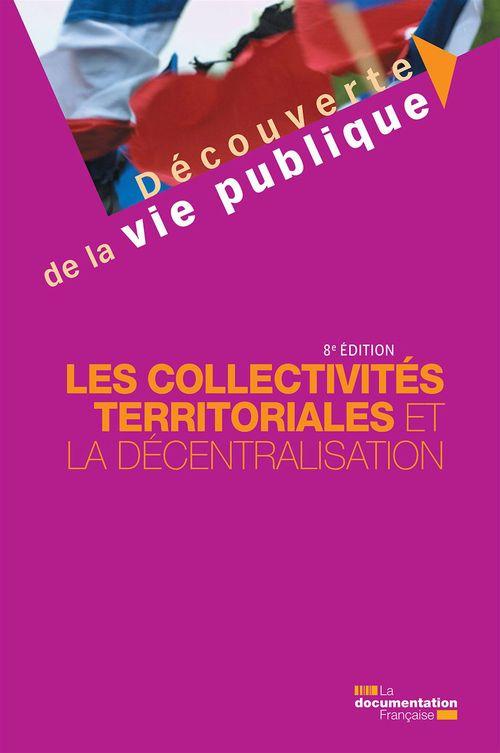 Collectif Les collectivites territoriales et la décentralisation