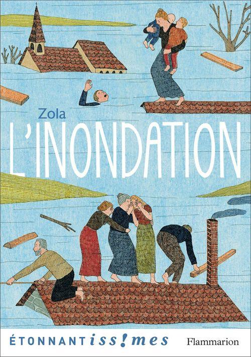 Émile Zola L'Inondation