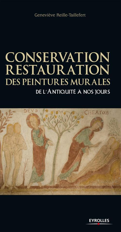 Geneviève Reille-Taillefert Conservation-restauration des peintures murales