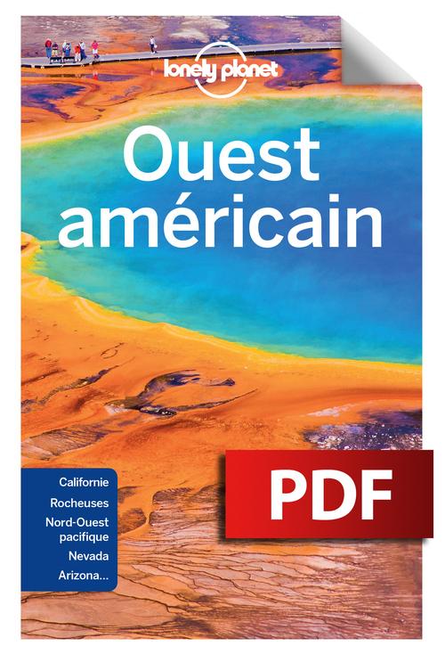 Planet Lonely Ouest américain 9ed