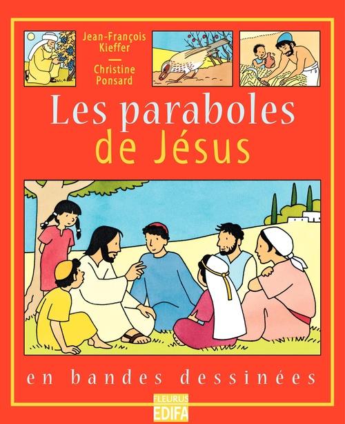 Les paraboles de Jésus - Tome 1 - Les paraboles de Jésus