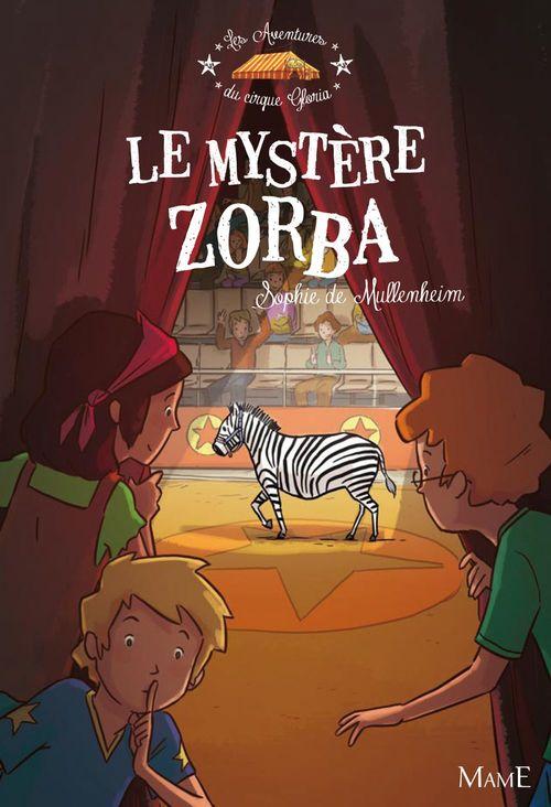 Sophie De Mullenheim Le mystère Zorba