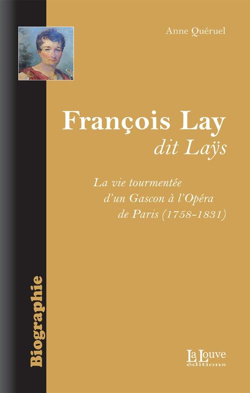 François Lay dit Laÿs