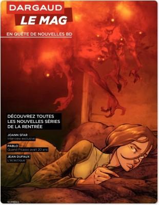 Dargaud Le Mag - Tome 1 - En quête de nouvelles BD