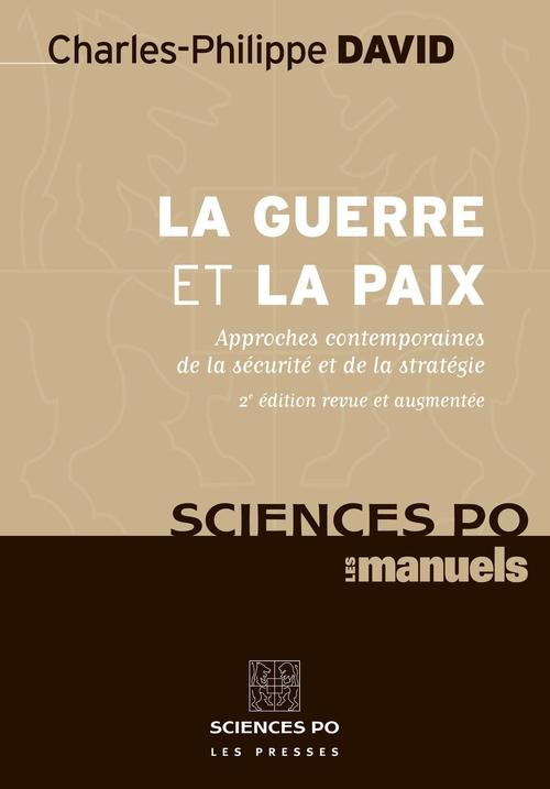 Charlles-Philippe David La guerre et la paix