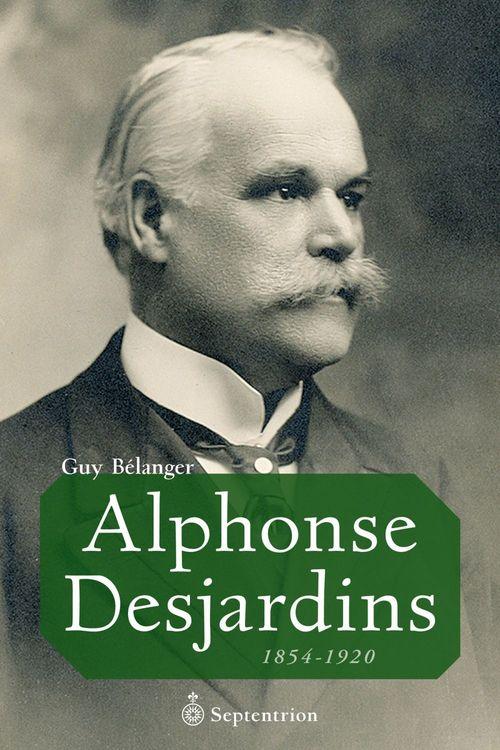Guy Bélanger Alphonse Desjardins