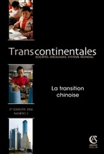 3 | 2006 - La transition chinoise - Transcontinentales