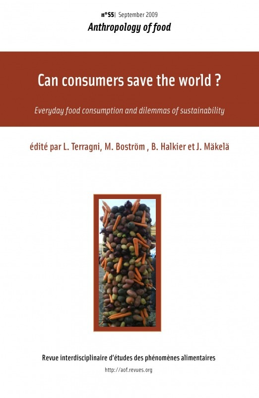 Virginie Amilien S5 | 2009 - Can consumers save the world? - AOF