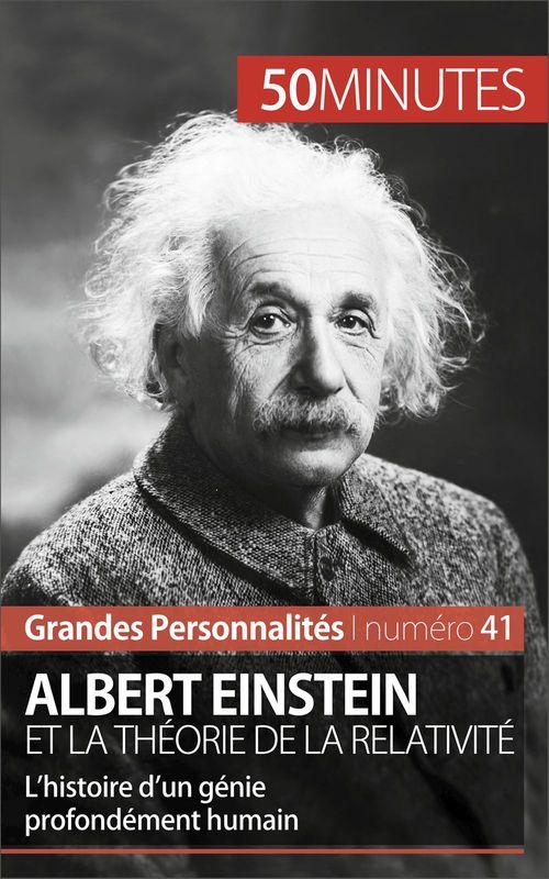 Julie Lorang Albert Einstein et la théorie de la relativité