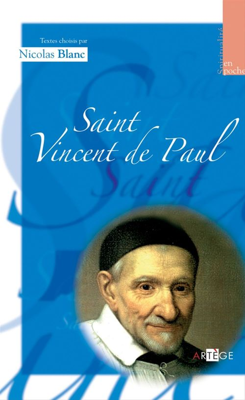 Nicolas Blanc Saint Vincent de Paul