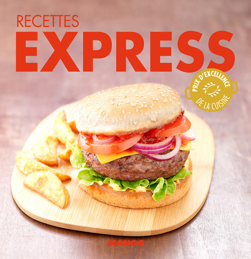 Marie-Laure Tombini Recettes Express