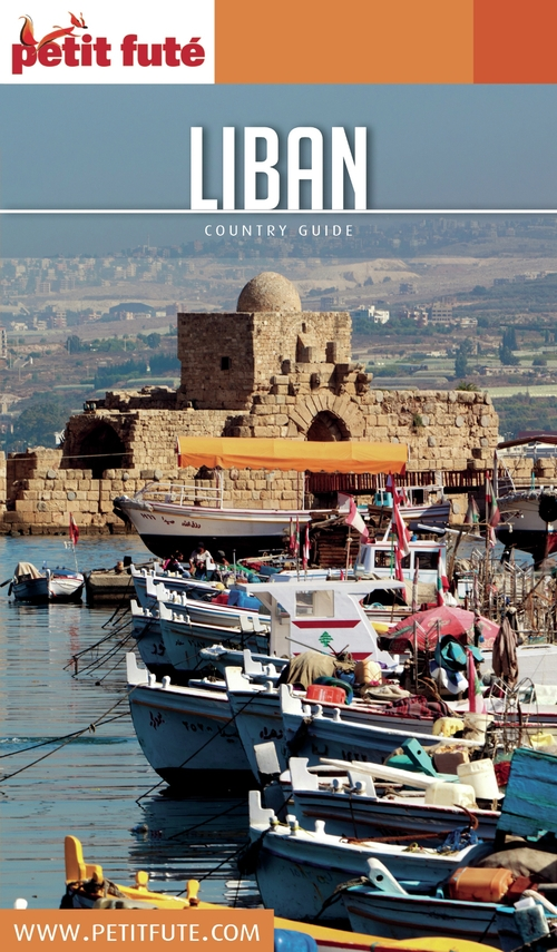 LIBAN 2017 Petit Futé