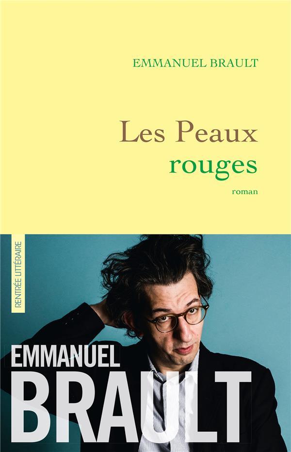 Les Peaux rouges - Emmanuel Brault