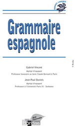 Grammaire espagnole