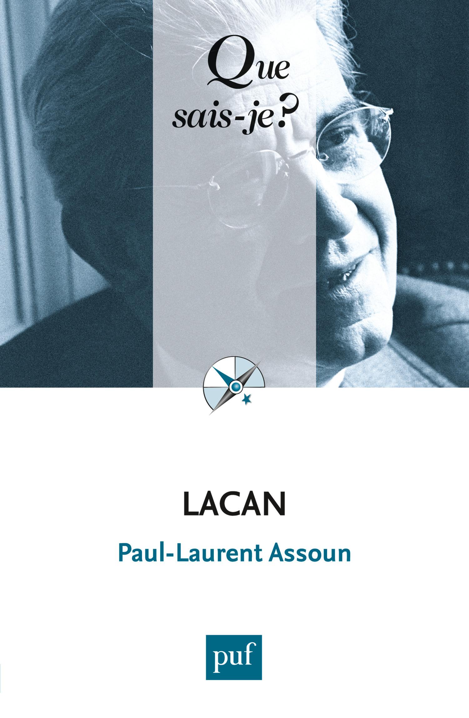Paul-Laurent Assoun Lacan