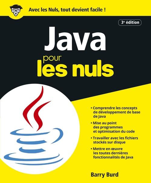 Java pour les nuls (3e édition)