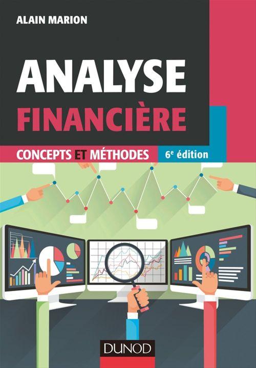 Alain Marion Analyse financière - 6e éd