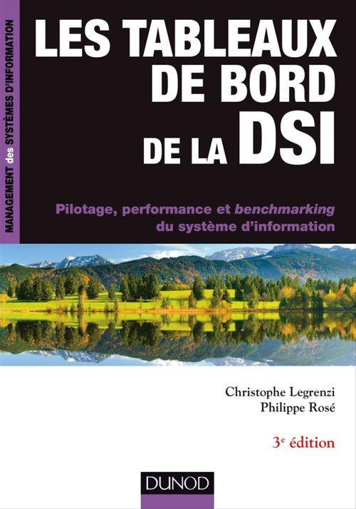 Philippe Rosé Les tableaux de bord de la DSI - 3e éd.
