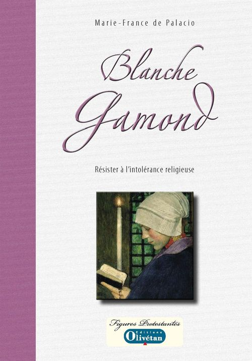 Marie-F. De Palacio Blanche Gamond