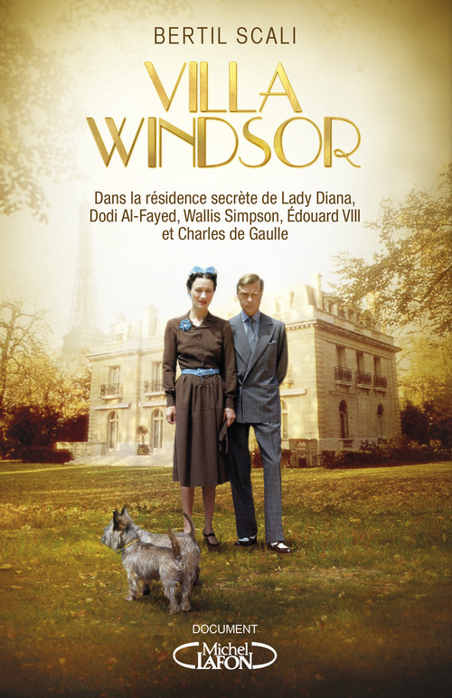 Bertil Scali Villa Windsor