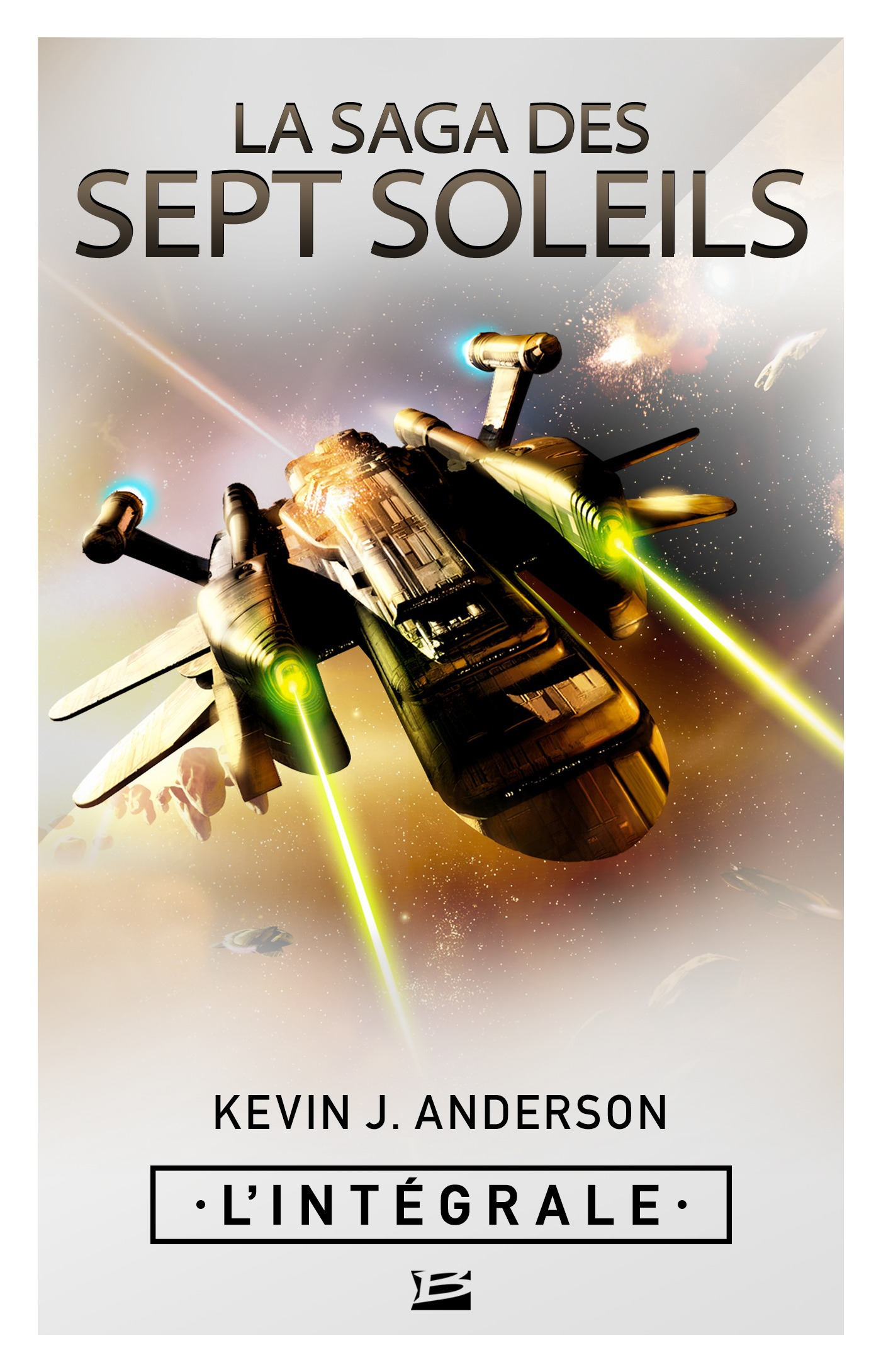 Kevin J. Anderson La Saga des Sept Soleils - L'Intégrale