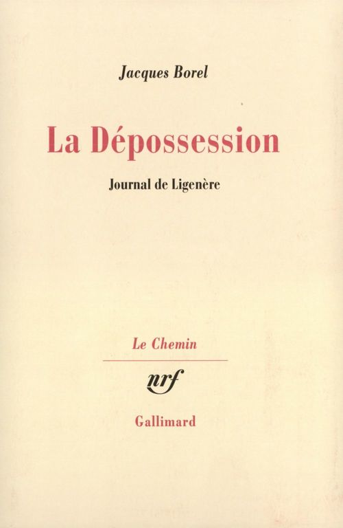 La Depossession Journal De Ligenere