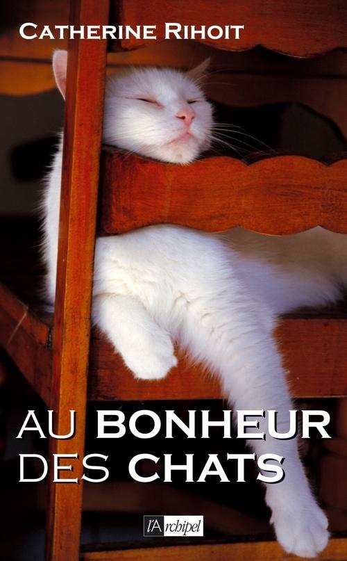 Catherine Rihoit Au bonheur des chats