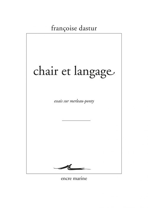 Chair et langage
