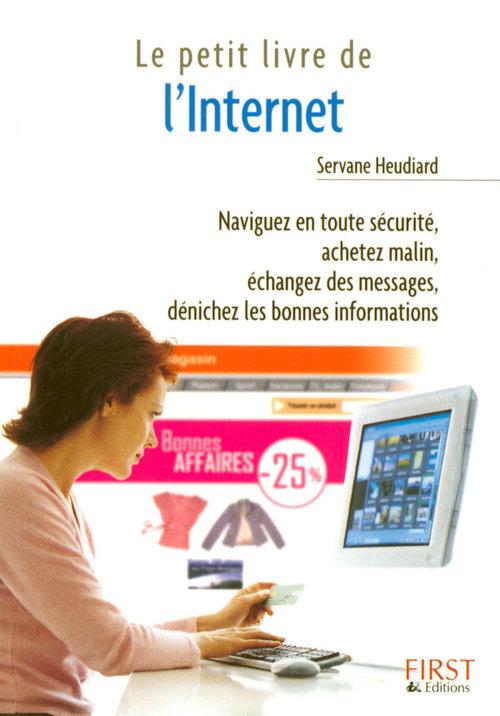 Servane HEUDIARD Petit livre de - L'Internet