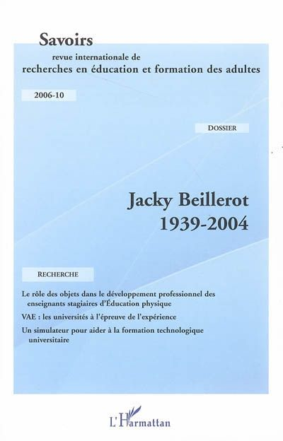Collectif Jacky Beillerot (1939-2004)